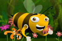 Abeille Calculatrice