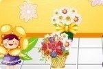Aménagement du fleuriste