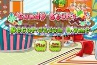 Aménager le magasin de bonbons 2