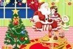 Aménager le salon pour Noël