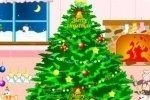 Coloriage Arbre de Noël