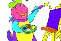 Coloriage Dino 2
