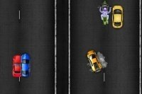 Course sur autoroute