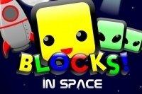 Cubes dans l'espace