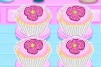Cupcakes elfes