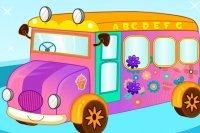 Décorer le bus scolaire