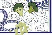 Découpage de légumes