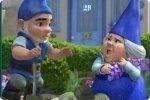 Différences Gnomeo et Juliet