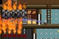 Éteindre l'incendie