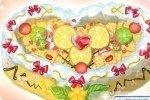 Faire un gâteau d'amour