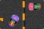 Garer la voiture tamponneuse