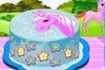Gâteau de poney