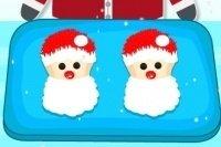 Gâteaux Père-Noël