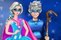 Habille Super Elsa