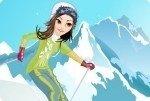 Habiller la skieuse