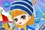 Jeune fille des neiges 2