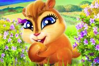 Le Gentil Petit Écureuil