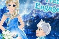 Les Jeunes Mariés Frozen
