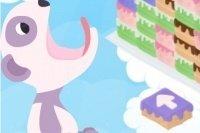 L'ours aime les gâteaux