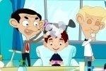 Mister Bean coiffeur