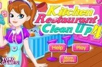 Nettoyer la cuisine