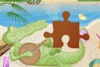 Puzzle de zoo