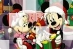 Puzzle de Noël Disney