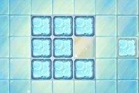 Puzzle glaçons