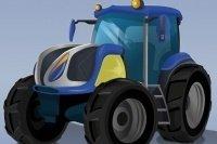Super course de tracteurs
