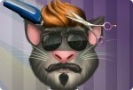Talking Tom Coiffure