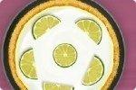 Tarte au citron vert