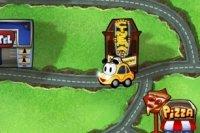 Taxi bavard