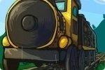 Train au charbon