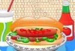 Un hot dog rien que pour toi
