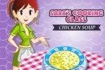 Jeux de Cuisine de Sara