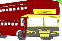 Coloriage Bus