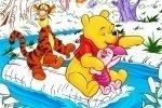 Colorier Winnie l'ourson