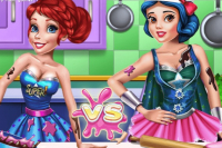 Concours de Cuisine Princesses