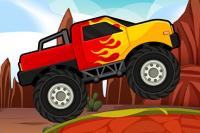 Coureurs Monster Truck