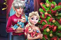 Elsa Noël en Famille
