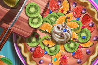 Faire une tarte aux fruits