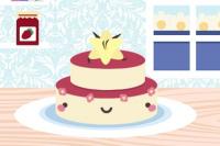 Joli Gâteau de Mariage