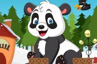 L'aventure de Noël de Panda