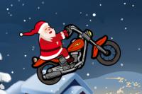 La course du Père Noël