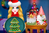 Le Noël Magique de la Princesse