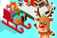 Livraison de Cadeaux de Noël
