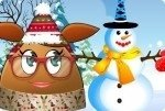Pou bonhomme de neige