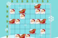 Sudoku Père Noël